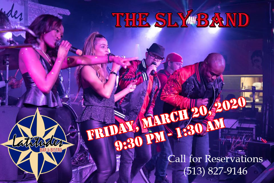 The Sly Band 0320