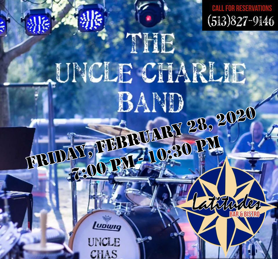 Uncle Charlie Band0228